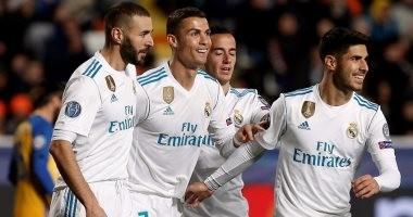 فيديو.. ريال مدريد يكتسح أبويل 6 / 0 ويتأهل لدور الـ16 بدوري أبطال أوروبا