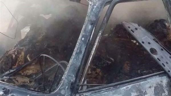 """ننشر أسماء المتوفين في حادث تفحم 9 جثث على """"الاسماعيلية - القاهرة الصحراوي"""""""