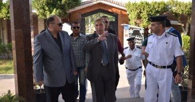محافظ الإسماعيلية يعلن بدء إنشاء مركز خاص لتوثيق تاريخ المحافظة