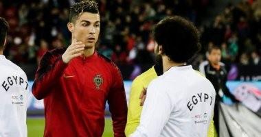 تقارير: كريستيانو رونالدو يطلب ضم محمد صلاح إلى يوفنتوس الإيطالى
