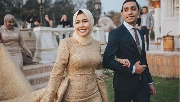 شاهد.. أول صور من فوتوسيشن حفل زفاف مروة حسن