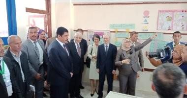 سفير اليابان بالقاهرة: خبراء يابانيين فى مصر لتلبية حاجاتها بقطاع التعليم