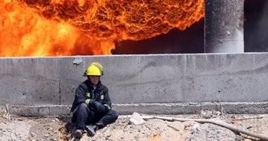 إصابة 4 أشخاص باختناقات أثناء أعمال صيانة بمنطقة أسيوط البترولية