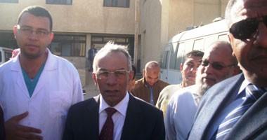 تخصيص 21 مكتبا لتسهيل خدمات التموين فى شمال سيناء