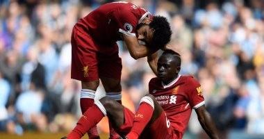 ليفربول يعلن غياب ساديو مانى 6 أسابيع بسبب الإصابة