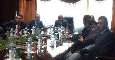 وزير النقل العراقى يزور ميناء الإسكندرية وتفقد محطة الركاب والإدارة الإلكترونية