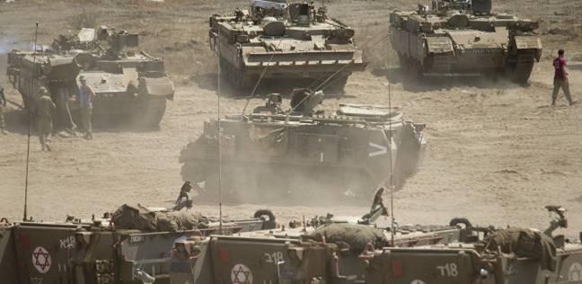 شهيدان وجرحى في قصف مدفعي على حدود غزة