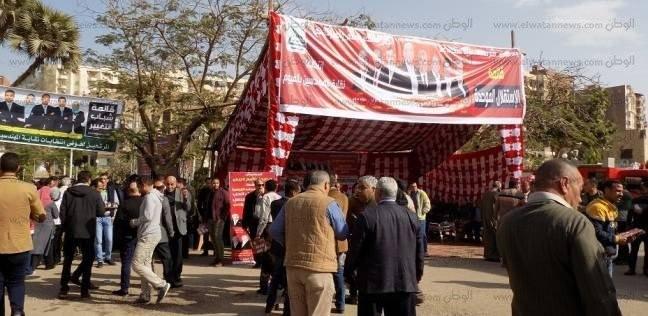 """""""مؤشرات المهندسين"""": إعادة بين عبدالغني وأبوسنة على مقعد نقيب القاهرة"""