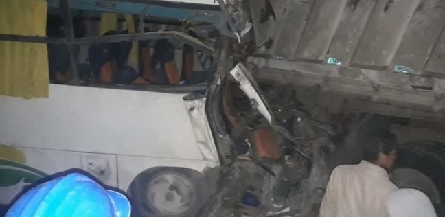 """""""الداخلية"""": مقتل فيتناميين وإصابة 12 في انفجار أتوبيس سياحي بـ""""الهرم"""""""