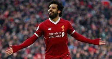 """محمد صلاح ينافس على لقب """"هدف الشهر"""" فى ليفربول بـ4 أهداف"""