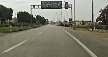 تعرف على التحويلات المرورية بعد إغلاق طريق السويس الصحراوى