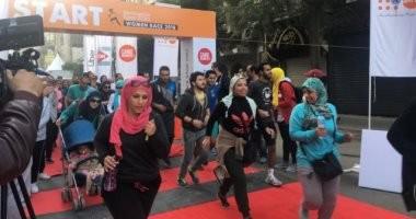 فيديو.. ماراثون للفتيات بمصر الجديدة تحت شعار القضاء على العنف ضد المرأة