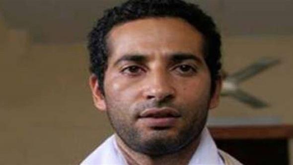عمرو سعد يتلو القرآن على الهواء .. فيديو