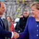 الرئيس السيسي يشيد بالطفرة النوعية في العلاقات بين مصر وألمانيا خلال لقائه مع ميركل | صور