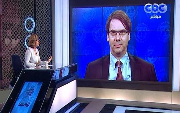فيديو-كريس جارفيس: هناك مساندة كبيرة لمصر داخل صندوق النقد