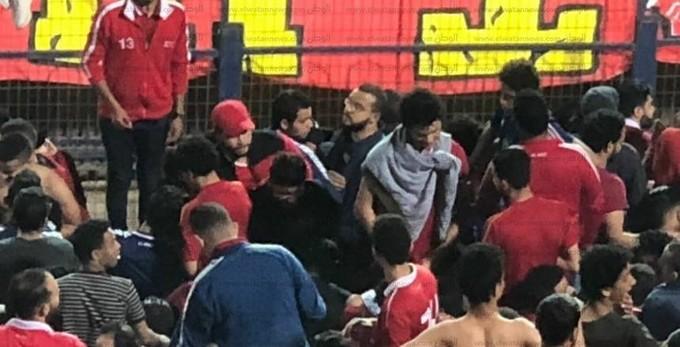 «ميدو» يكشف هدف أحداث شغب مباراة «الأهلي ومونانا»