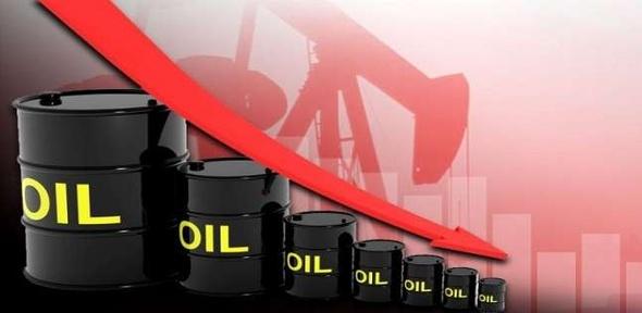 انخفاض سعر برميل النفط الكويتي 1.10 دولارات