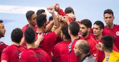 موعد مباراة مصر و سلوفينيا فى دور الـ 16 بكأس العالم لناشئى اليد
