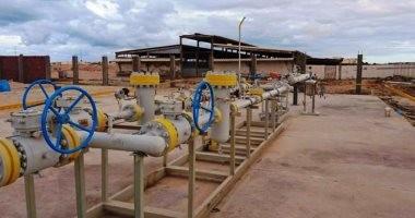 ارتفاع إنتاج البترول والغاز لـ6.1 مليون طن..وزيادة استيراد البوتاجاز فى أغسطس