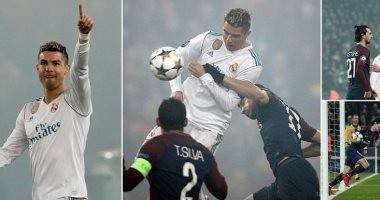ريال مدريد يكرر فوزه على باريس سان جيرمان ويتأهل لربع نهائى أبطال أوروبا