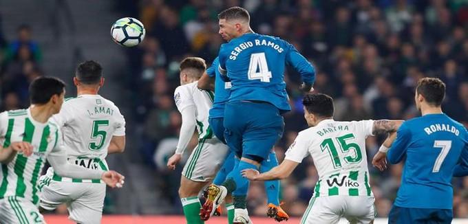 الليجا.. ريال بيتيس 2-1 ريال مدريد.. 3 دقائق تقلب الطاولة