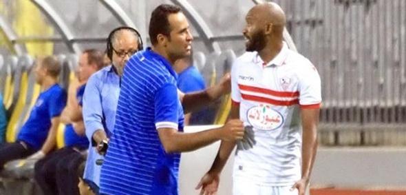 الإصابة قد تحرم شيكابالا من مواجهة المصري