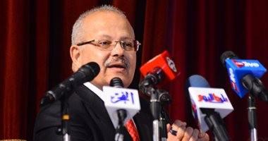 رئيس جامعة القاهرة: إجراءات حاسمة على خلفية سقوط سقف المطبعة وإصابة عامل