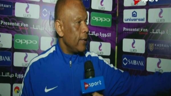 مدرب إنبي: راضي عن الأداء أمام الأهلي رغم الهزيمة.. فيديو