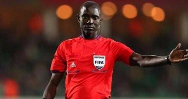 جماهير الأهلى تهاجم بكارى جاساما حكم مباراة صن داونز على السوشيال ميديا