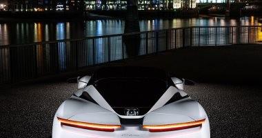 شاهد.. أغلى سيارة كهربائية فى العالم قيمتها 2.5 مليون دولار