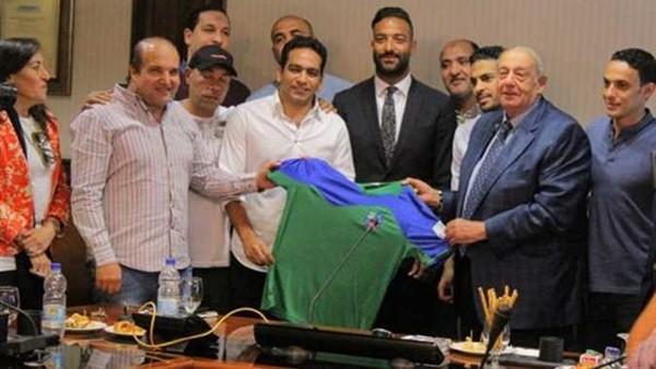 بسبب شيكابالا.. صدام مبكر بين ميدو ومصر المقاصة