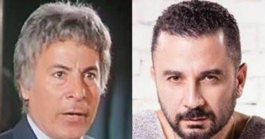 شاهد.. أول تعليق للفنان أحمد سعيد عبد الغنى بعد وفاة والده