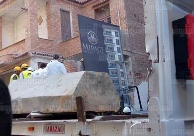 «الأعلى للآثار»: نقل «تابوت الإسكندرية» من مقر اكتشافه للمقابر الأثرية في مصطفى كامل