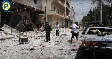 قوات سوريا الديمقراطية تسيطر على قرية و5 مزراع فى الريف الشمالى للرقة