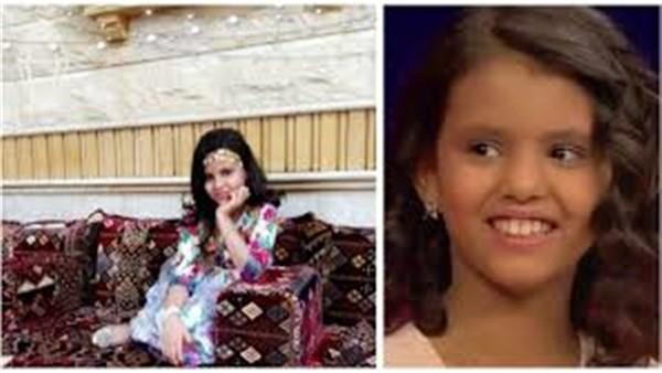 والد دانة القحطاني ينشر صورة مؤثرة للطفلة بعد وفاتها
