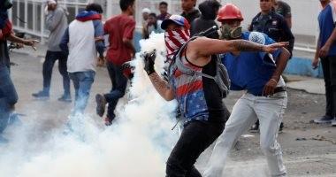 اشتباكات فى فنزويلا بعد محاولة زعيم المعارضة الانقلاب على مادورو