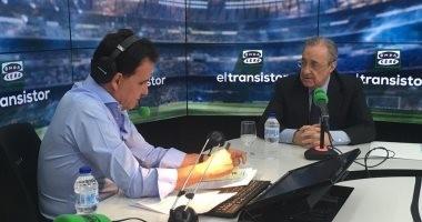 رئيس ريال مدريد: متفاءل بالتعاقد مع هازارد.. ولم نضغط على رونالدو للبقاء