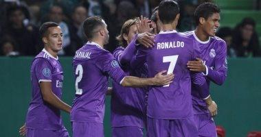 دورى الأبطال.. ريال مدريد يحسم تأهله أمام لشبونة ودورتموند يعزز صدارته