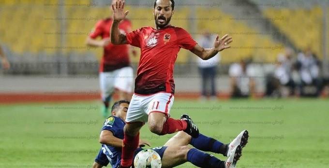 وليد سليمان يغادر معسكر الأهلي بالإسكندرية بسبب حالة وفاة