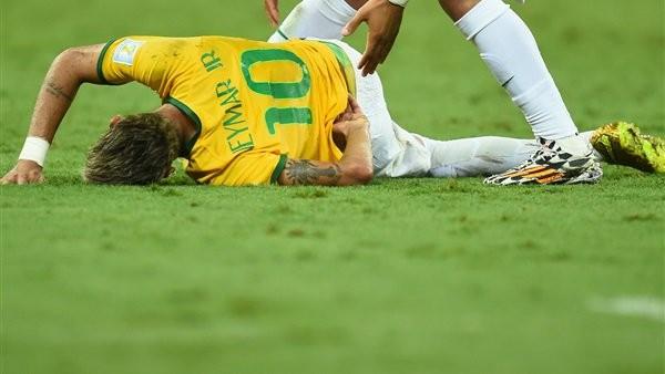 إصابة نيمار في تدريبات البرازيل ضربة قوية قبل كوبا أمريكا