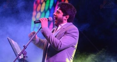 اليوم.. اللبنانى معين شريف يحيى ثانى حفلات مهرجان ليالى طابا للأغنية