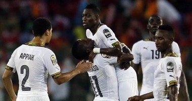 وزارة الرياضة الغانية تصدم نجوم غانا قبل مواجهة مصر