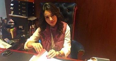 """بالصور.. دينا فؤاد تنضم رسميا لـ ياسر جلال فى """"لعبة الصمت"""""""