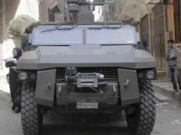 استشهاد ضابط و4 مجندين في انفجار عبوة ناسفة بالعريش