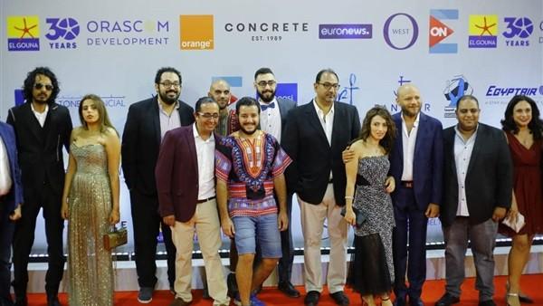 نجوم السينما يحضرون عرض فيلم 'بنتولد' بـ مهرجان الجونة.. صور