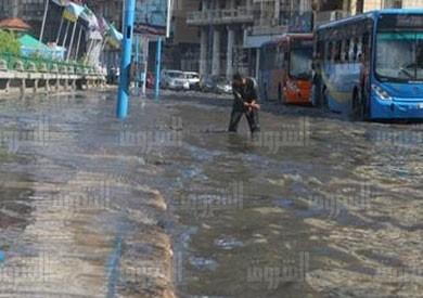«الأرصاد»: سقوط أمطار غزيرة جنوب البلاد حتى الجمعة