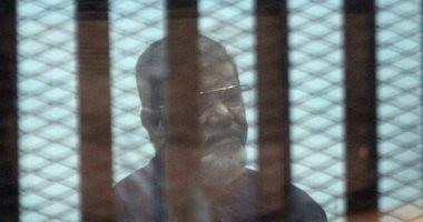 """17 أبريل.. الحكم فى دعوى """"أبناء المعزول مرسى"""" لتمكينهم من زيارته بالسجن"""