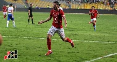 رمضان صبحى: أهداف فوز الأهلى بالسوبر ليست من ركلات جزاء.. وابنى وشه حلو