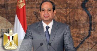 السيسى: أقدّر اختيار المصريين لمسار التنمية وتجنبهم دعوات التخريب
