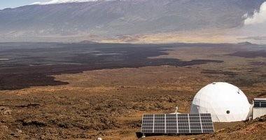 صورة لناسا من كوكب المريخ تكشف عن وجود معبد غامض